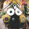 Jagannatha, Baladeva, Lady Subadra